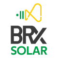 logo brx solar